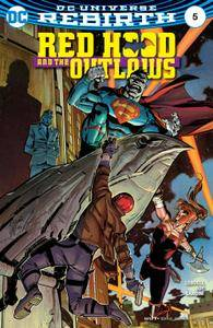Red Hood  the Outlaws 005 2017 2 covers Digital Zone-Empire