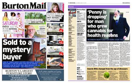 Burton Mail – March 30, 2019