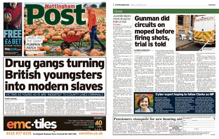 Nottingham Post – October 18, 2019