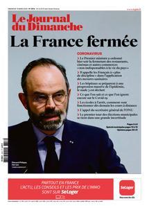 Le Journal du Dimanche - 15 mars 2020