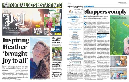 The Press and Journal Moray – July 11, 2020