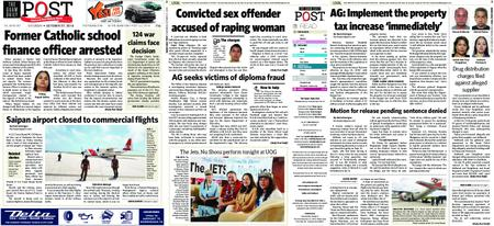 The Guam Daily Post – October 27, 2018