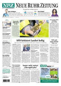 NRZ Neue Ruhr Zeitung Essen-Postausgabe - 10. Januar 2018