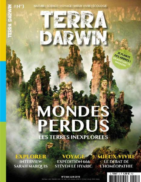 Terra Darwin - Mai-Juin 2019