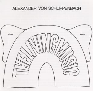 Alexander von Schlippenbach - The Living Music (1969) {Atavistic UMS/ALP231CD rel 2002}
