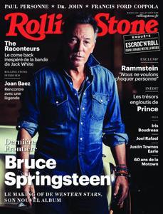 Rolling Stone France - juillet 2019