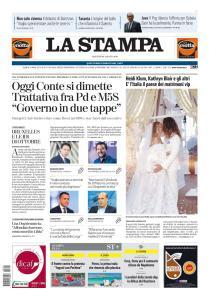 La Stampa Torino Provincia e Canavese - 20 Agosto 2019