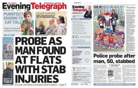 Evening Telegraph First Edition – December 11, 2018