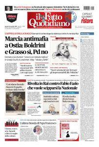 Il Fatto Quotidiano - 10 Novembre 2017