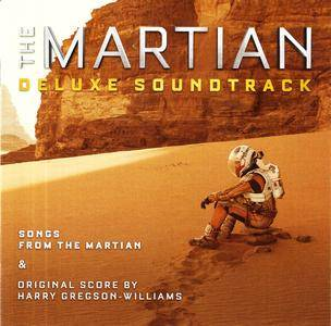 Harry Gregson-Williams & VA - The Martian: Deluxe Soundtrack (2015) 2CDs [Re-Up]