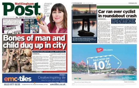 Nottingham Post – January 25, 2019