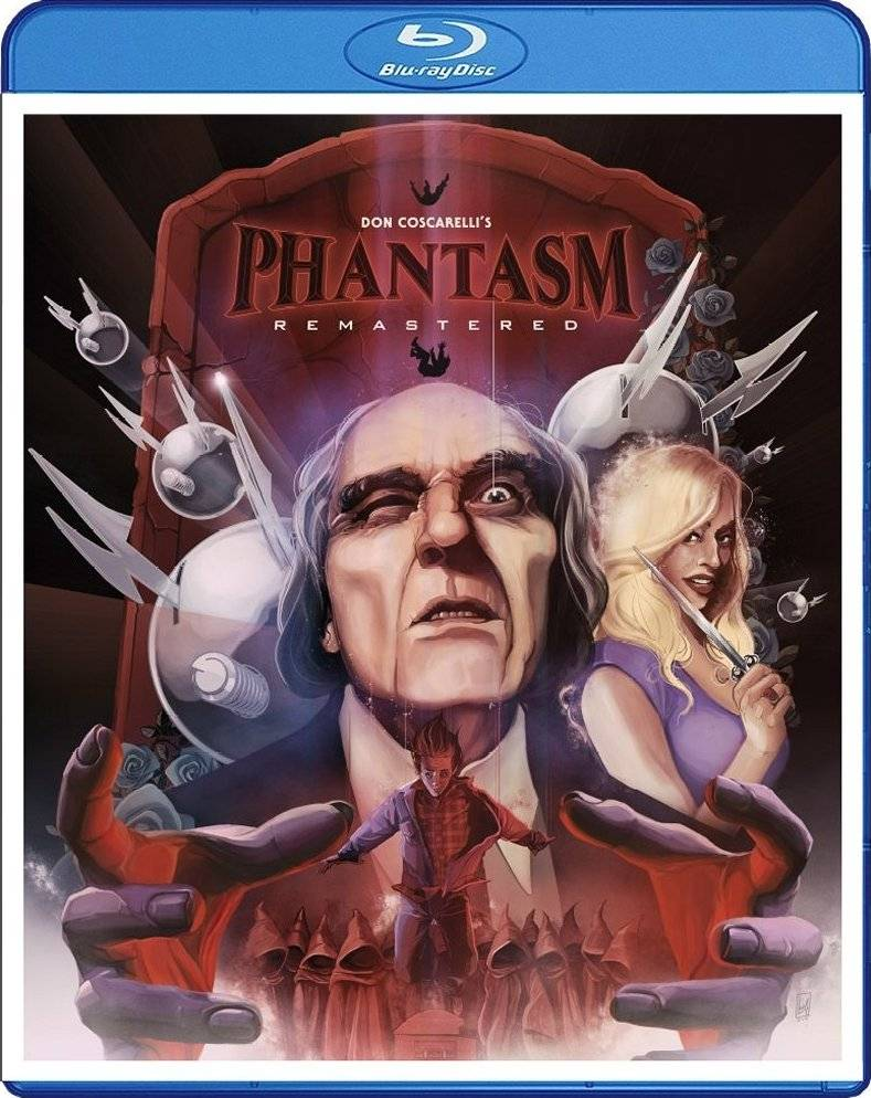 Phantasm (1979) + Extras