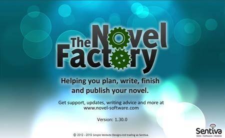 The Novel Factory 1.31.0