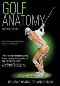 Golf Anatomy, 2nd Edition