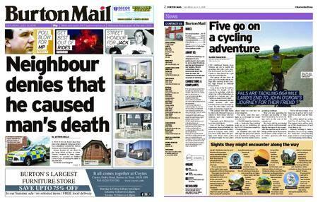 Burton Mail – July 21, 2018