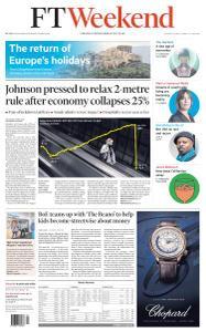 Financial Times UK - June 13, 2020