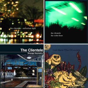 The Clientele - Albums Collection 2000-2007 (4CD)