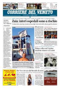 Corriere del Veneto Venezia e Mestre – 21 agosto 2019