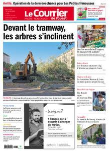 Le Courrier de l'Ouest Angers – 12 août 2020