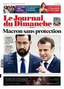 Le Journal du Dimanche - 22 juillet 2018