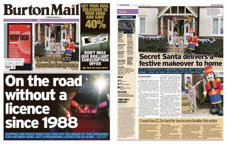 Burton Mail – November 19, 2020
