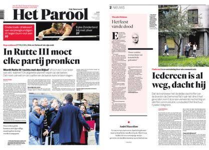 Het Parool – 09 oktober 2017