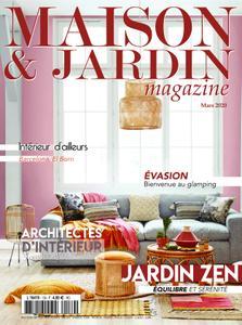 Maison & Jardin - 17 mars 2020