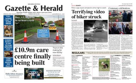 Gazette & Herald – May 20, 2021