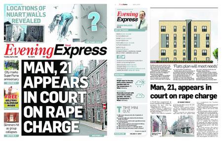 Evening Express – April 02, 2019
