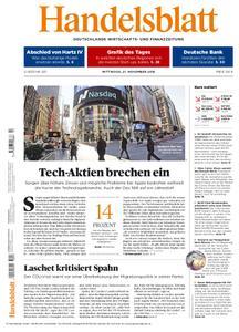 Handelsblatt - 21. November 2018