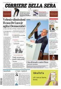Corriere della Sera - 19 Febbraio 2018