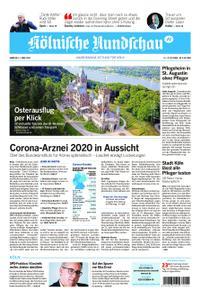 Kölnische Rundschau Wipperfürth/Lindlar – 11. April 2020