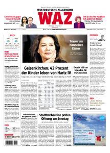 WAZ Westdeutsche Allgemeine Zeitung Essen-Postausgabe - 24. April 2019