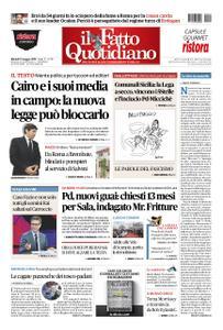 Il Fatto Quotidiano - 14 maggio 2019