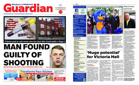 Winsford and Middlewich Guardian – September 17, 2020