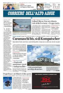 Corriere dell'Alto Adige – 02 ottobre 2019
