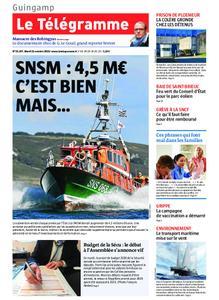 Le Télégramme Guingamp – 22 octobre 2019
