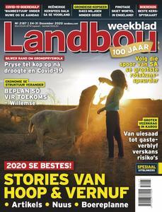 Landbouweekblad - 24 Desember 2020