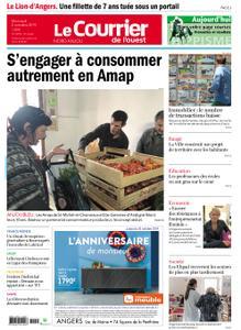 Le Courrier de l'Ouest Nord Anjou – 02 octobre 2019