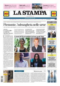 La Stampa Imperia e Sanremo - 21 Dicembre 2019