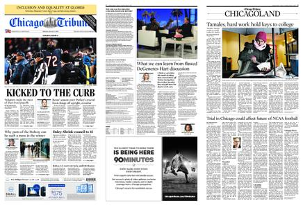 Chicago Tribune – January 07, 2019