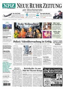 NRZ Neue Ruhr Zeitung Essen-Postausgabe - 23. Dezember 2017