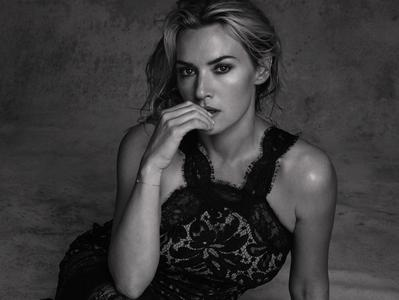 Kate Winslet by Chris Colls for The Edit Magazine September 2015