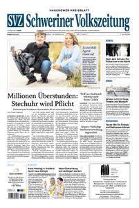 Schweriner Volkszeitung Hagenower Kreisblatt - 15. Mai 2019