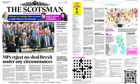 The Scotsman – March 14, 2019