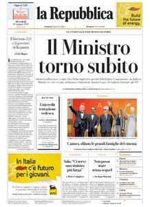 la Repubblica – 15 maggio 2019