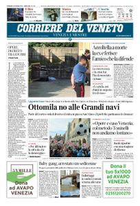 Corriere del Veneto Venezia e Mestre – 09 giugno 2019