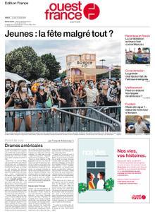 Ouest-France Édition France – 17 août 2020