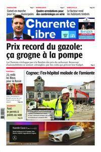Charente Libre - Vendredi 18 Mai 2018