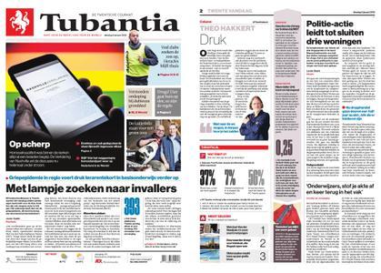 Tubantia - Enschede – 08 januari 2019
